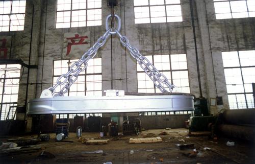 MW5吊用废钢用起重电磁铁